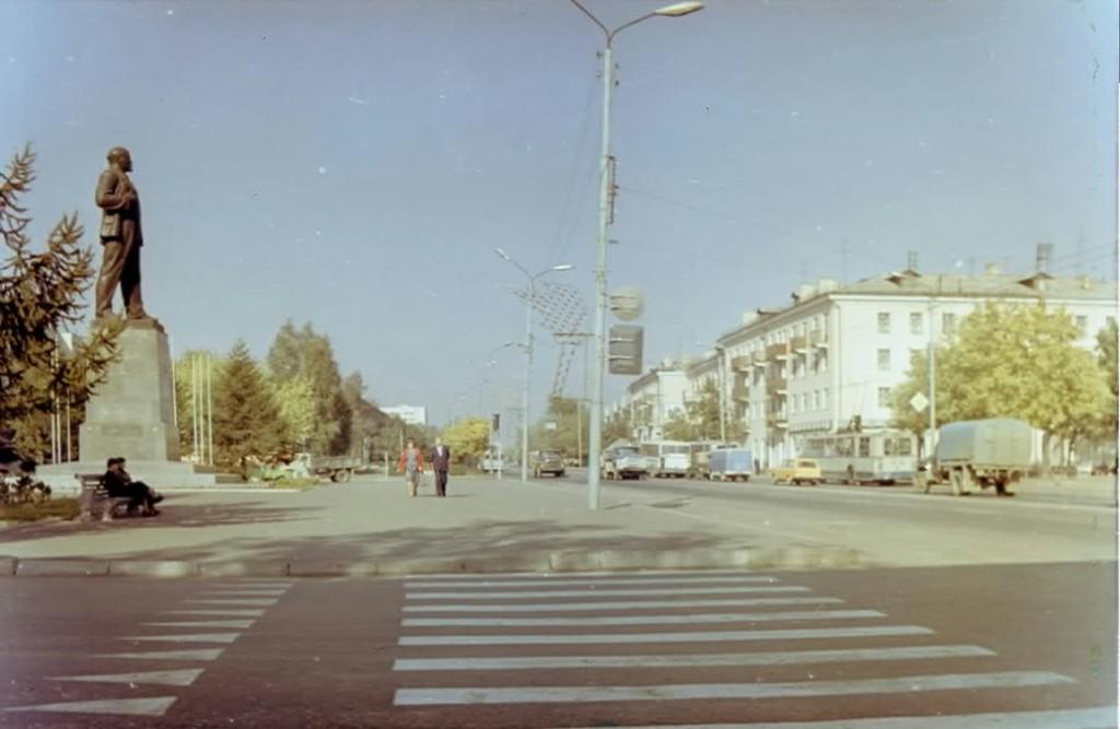Фото старых троллейбусов города Владимира 181