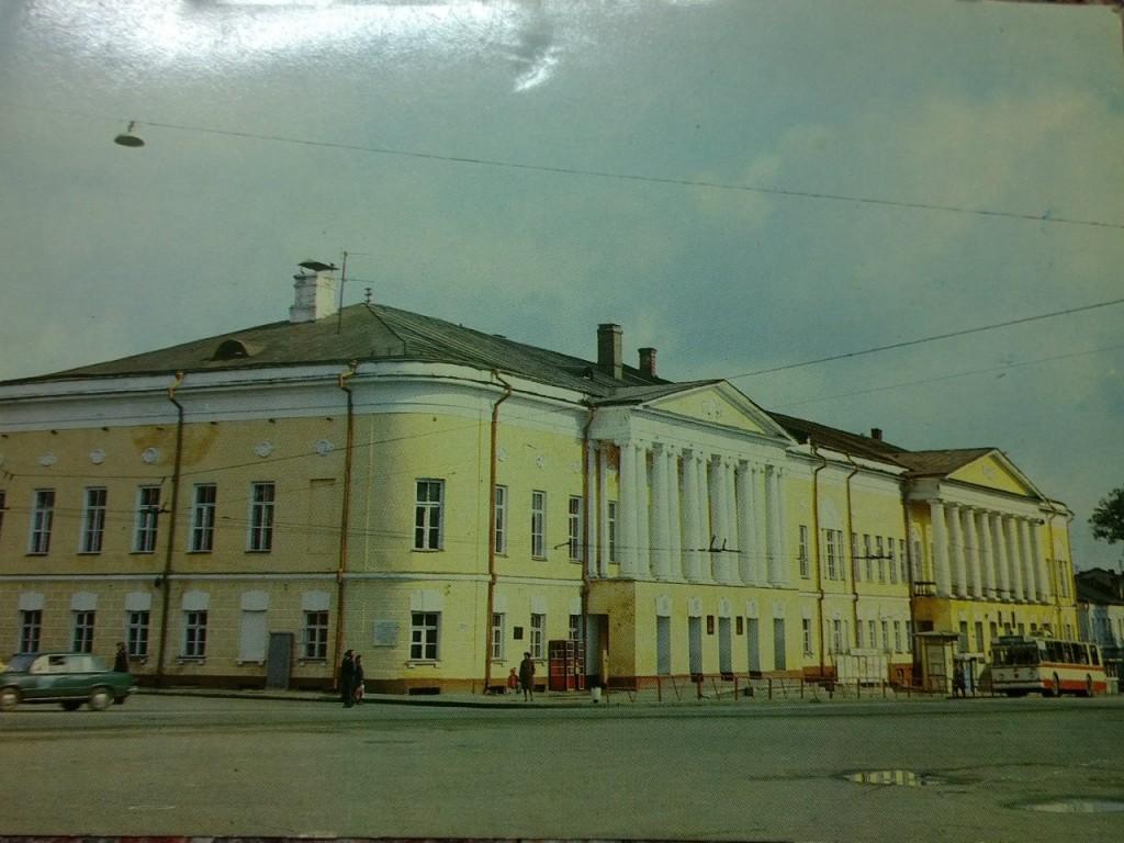 Фото старых троллейбусов города Владимира 183