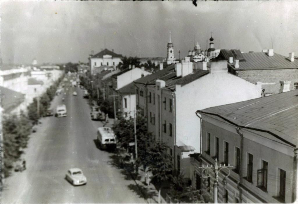Фото старых троллейбусов города Владимира 189