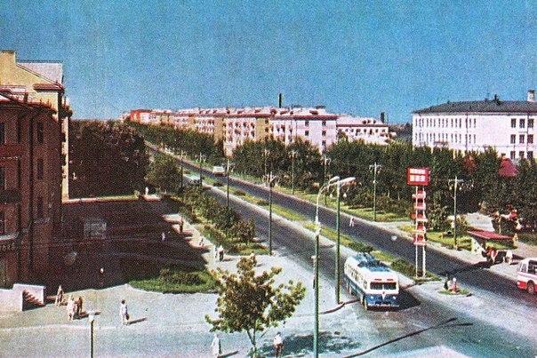 Фото старых троллейбусов города Владимира 19