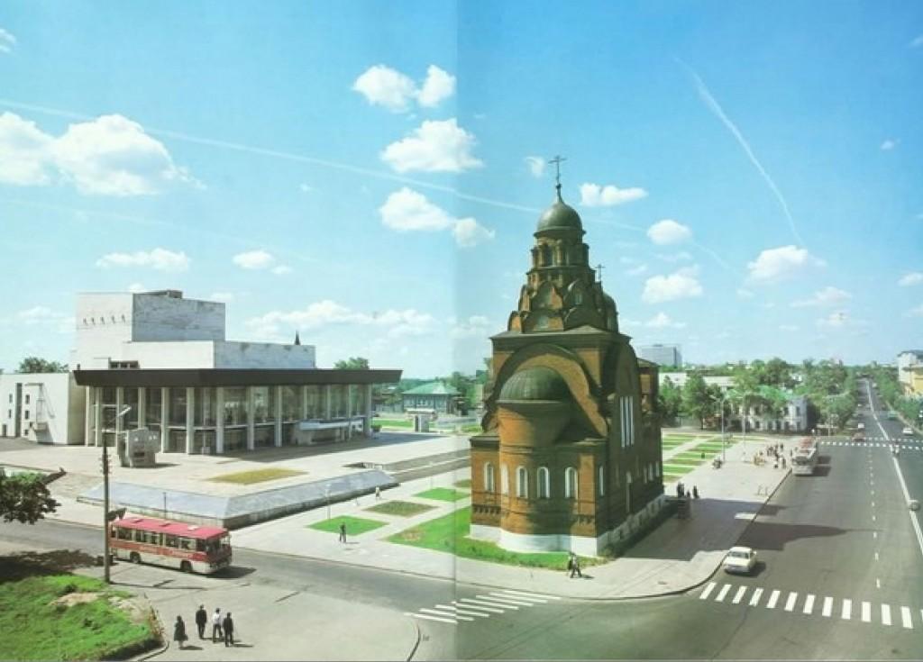Фото старых троллейбусов города Владимира 190