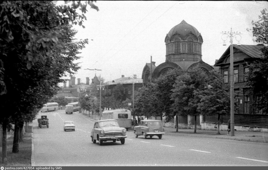 Фото старых троллейбусов города Владимира 194