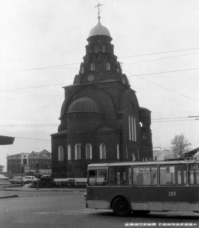 Фото старых троллейбусов города Владимира 200