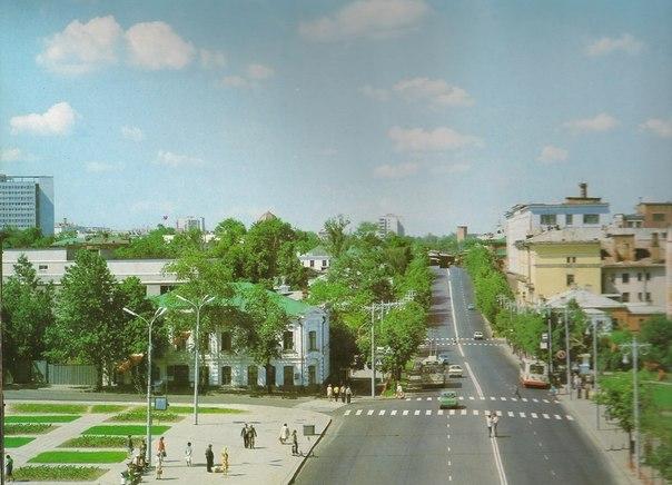 Фото старых троллейбусов города Владимира 27