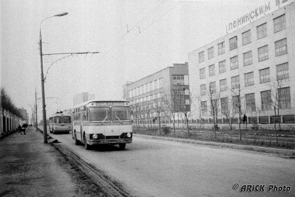 Фото старых троллейбусов города Владимира 28