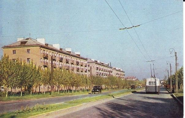Фото старых троллейбусов города Владимира 29