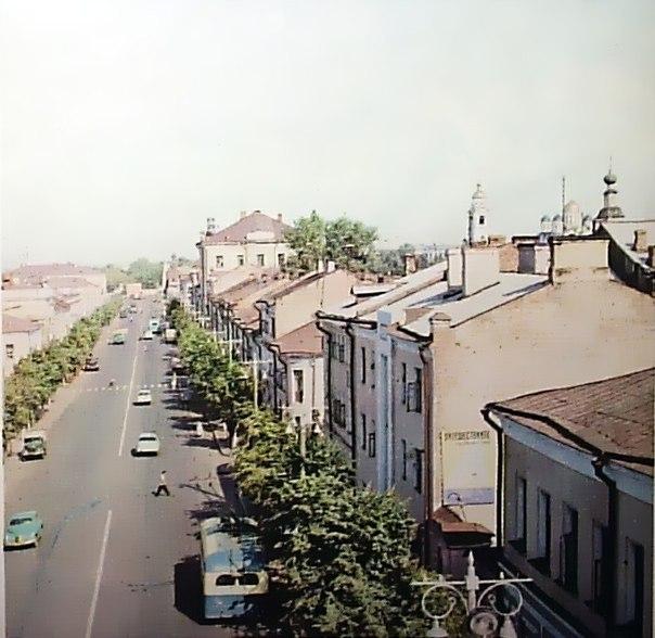 Фото старых троллейбусов города Владимира 31