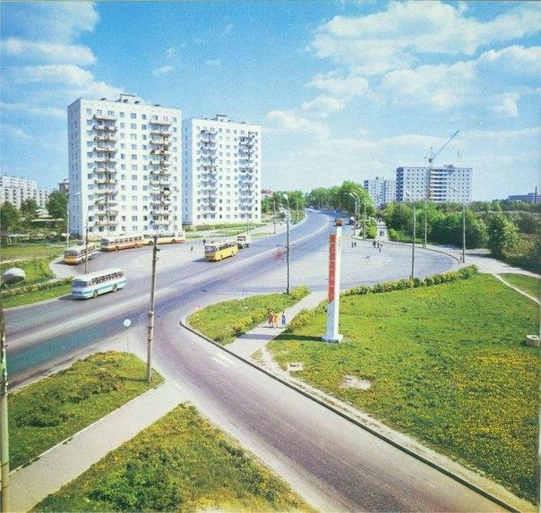 Фото старых троллейбусов города Владимира 32
