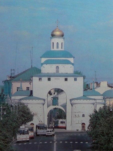 Фото старых троллейбусов города Владимира 36