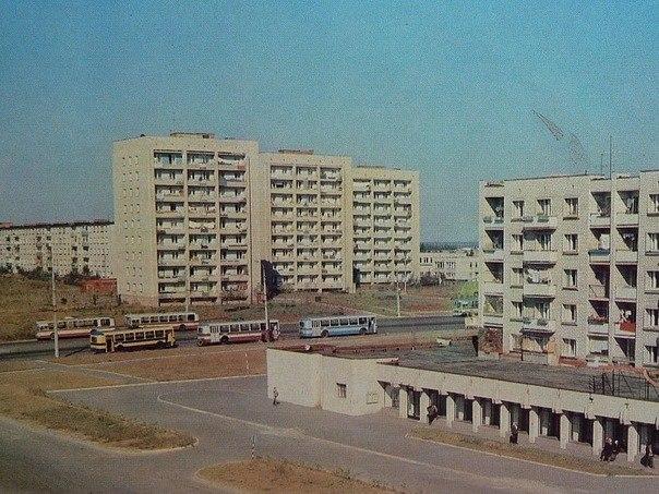 Фото старых троллейбусов города Владимира 37
