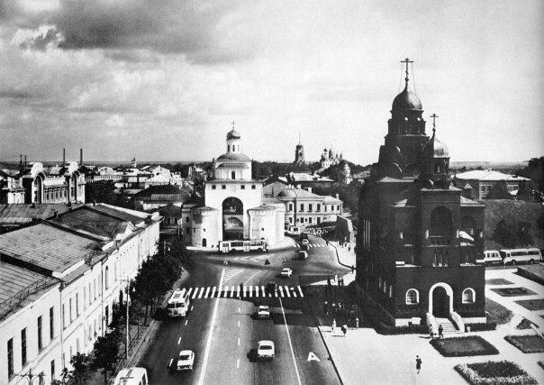 Фото старых троллейбусов города Владимира 38