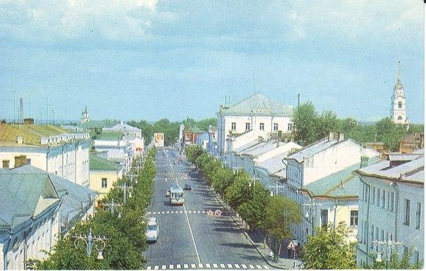 Фото старых троллейбусов города Владимира 39