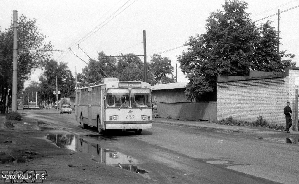 Фото старых троллейбусов города Владимира 48