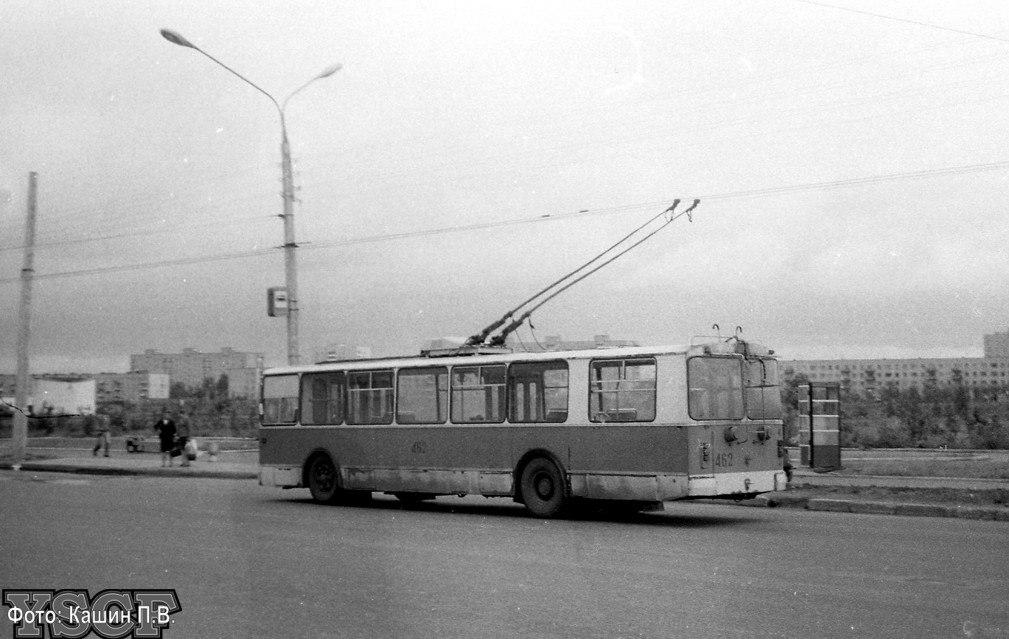 Фото старых троллейбусов города Владимира 49