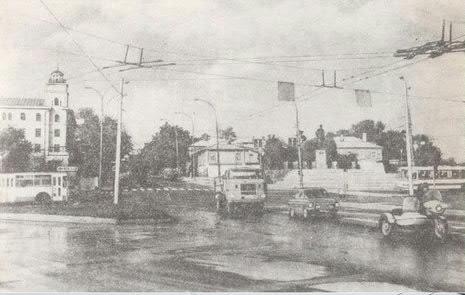 Фото старых троллейбусов города Владимира 61