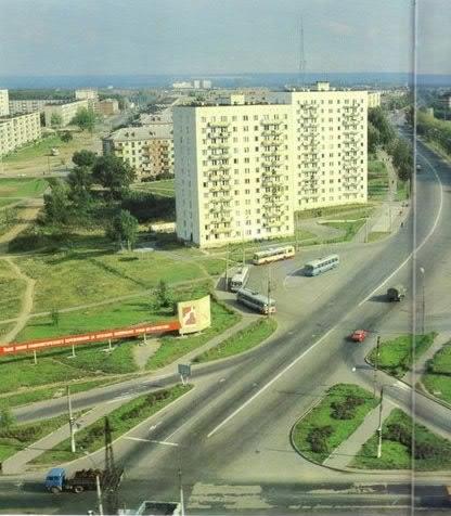 Фото старых троллейбусов города Владимира 74