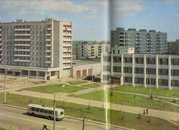 Фото старых троллейбусов города Владимира 75