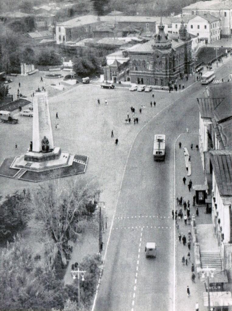Фото старых троллейбусов города Владимира 88