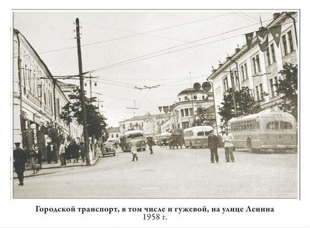 Фото старых троллейбусов города Владимира 89
