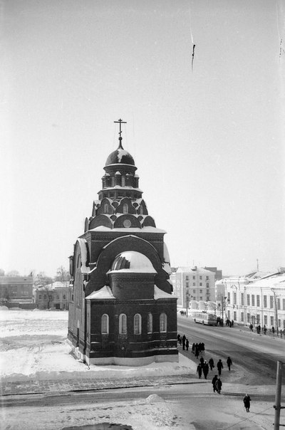 Фото старых троллейбусов города Владимира 90
