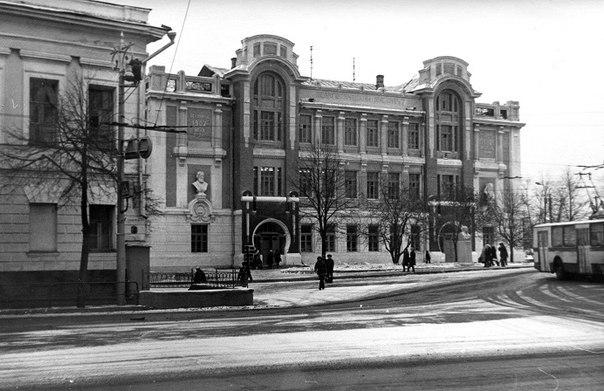 Фото старых троллейбусов города Владимира 91