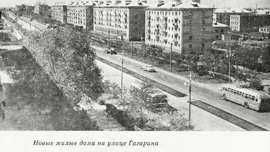 Фото старых троллейбусов города Владимира 95