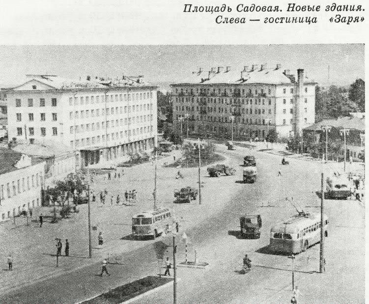 Фото старых троллейбусов города Владимира 96