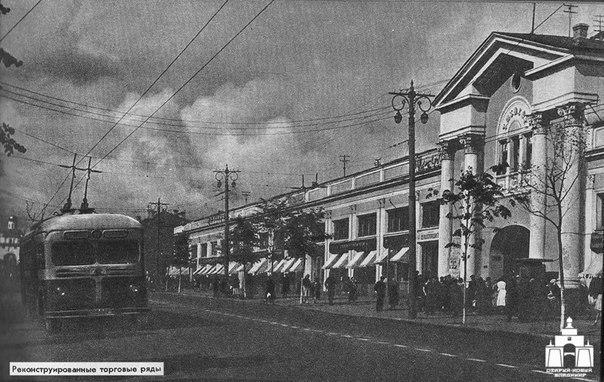 Фото старых троллейбусов города Владимира 98
