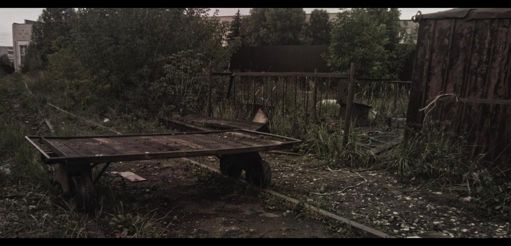 Эстетика ебеней Муром, ЗИО 01