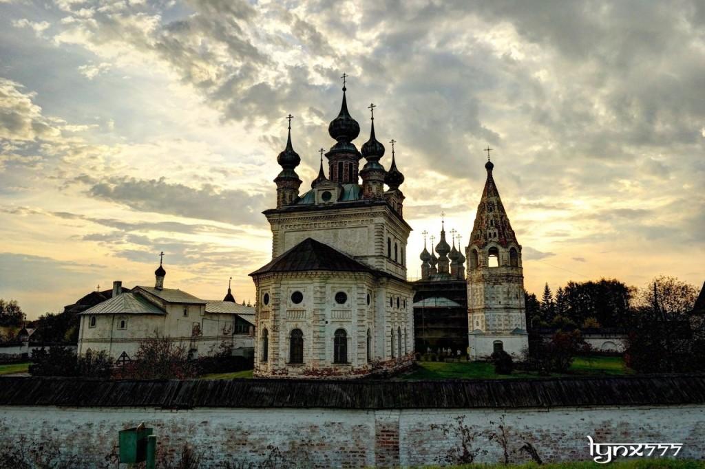Юрьев-Польский. Михайло-Архангельский монастырь 03