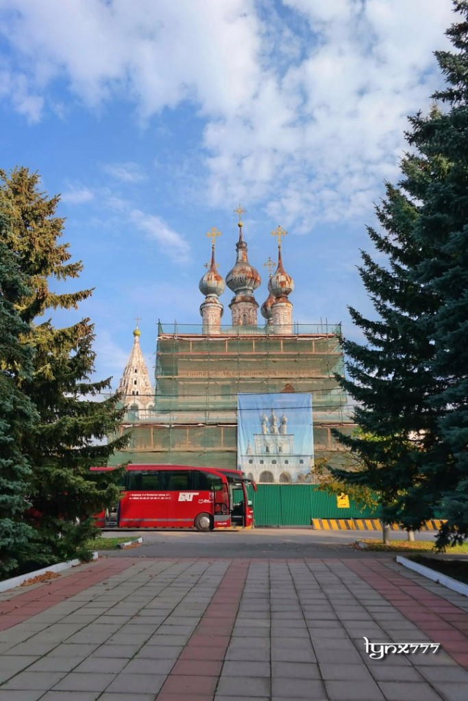 Юрьев-Польский. Михайло-Архангельский монастырь 05