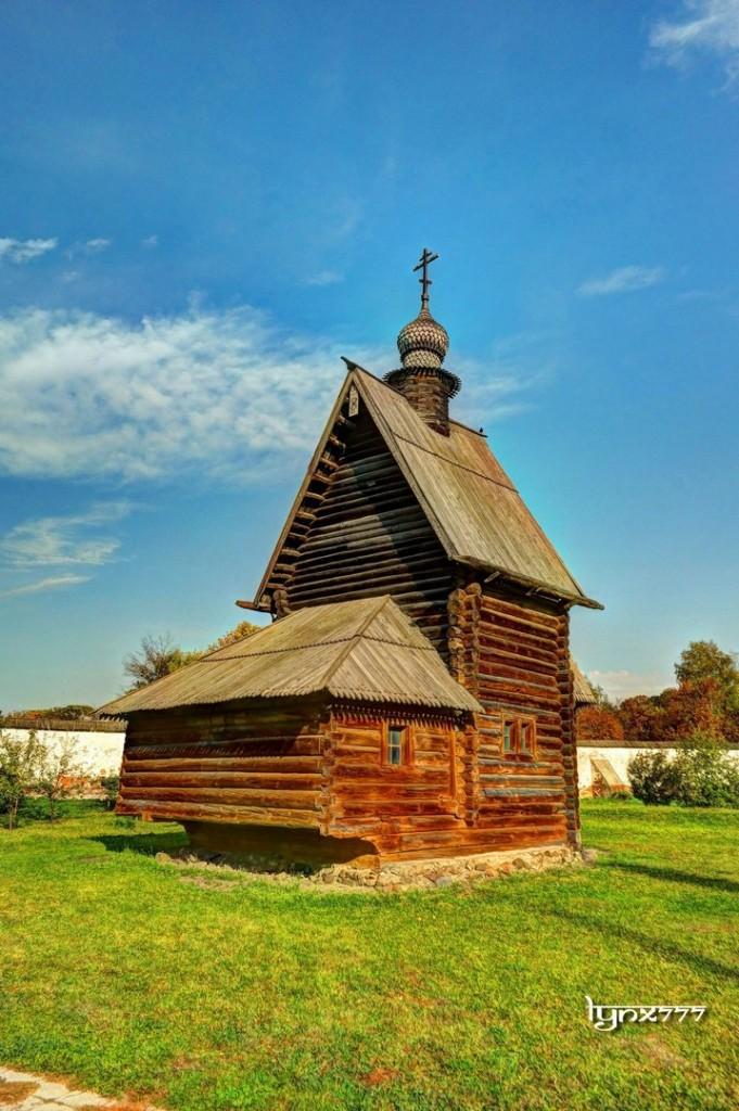 Юрьев-Польский. Михайло-Архангельский монастырь 08