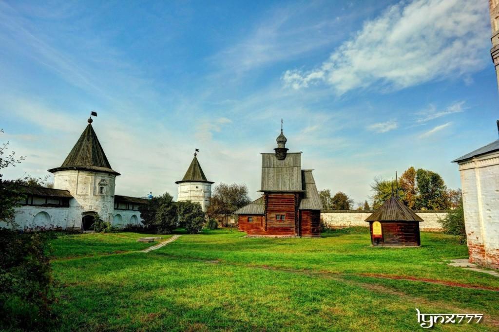 Юрьев-Польский. Михайло-Архангельский монастырь 09