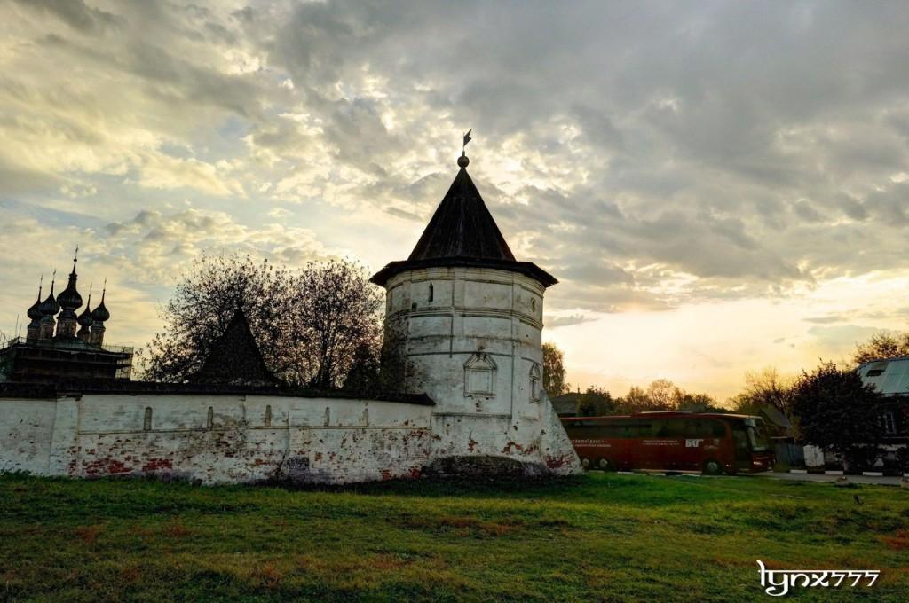 Юрьев-Польский. Михайло-Архангельский монастырь 10