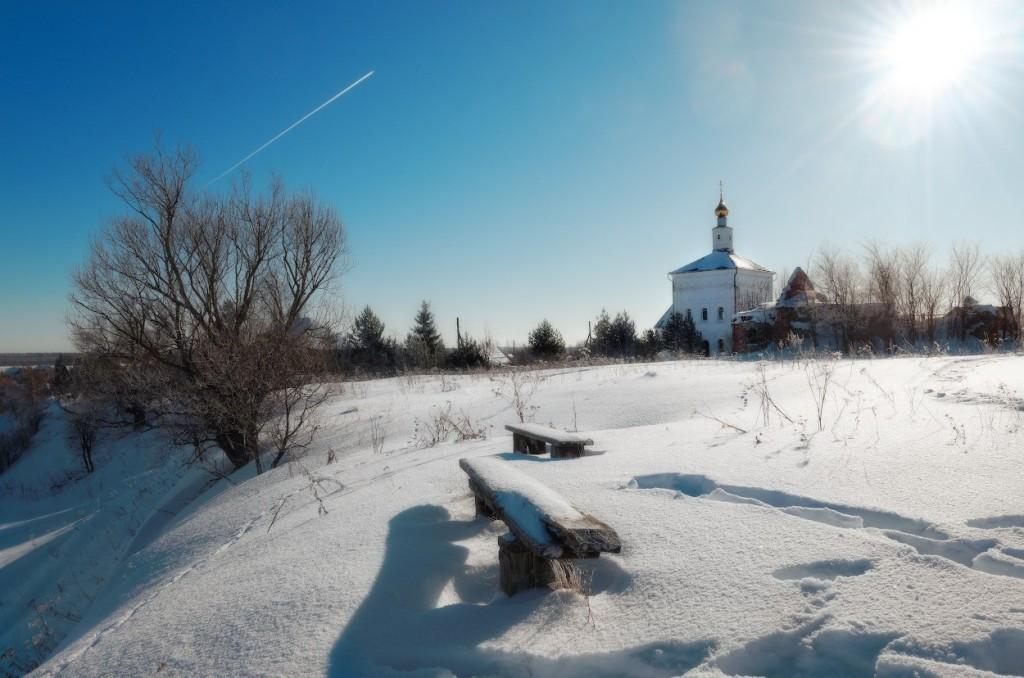 село Абакумлево, Суздальский р-н