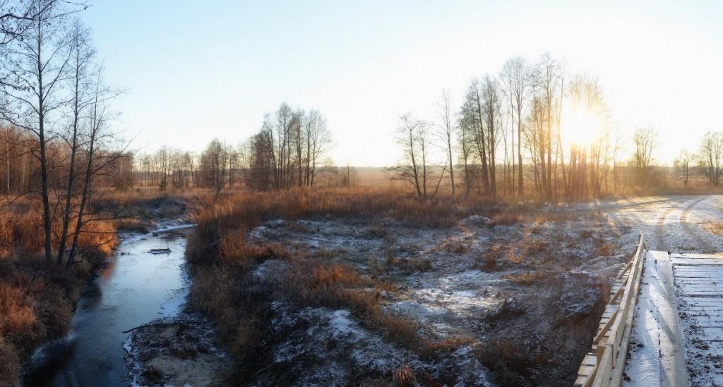 село Заястребье, река Ястреб, Судогодский р-н