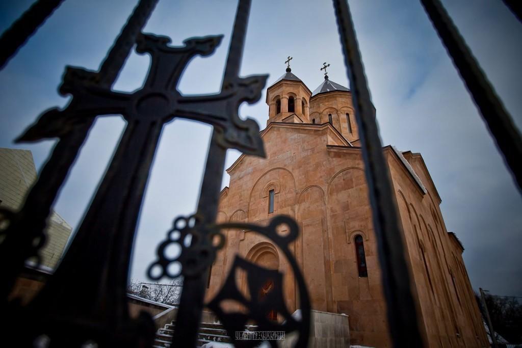 Армянская церковь Св. Григора Лусаровича (Россия, Владимир) 01