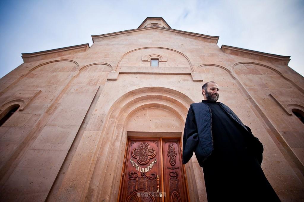 Армянская церковь Св. Григора Лусаровича (Россия, Владимир) 03