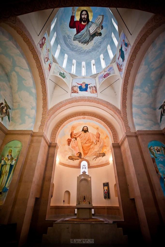 Армянская церковь Св. Григора Лусаровича (Россия, Владимир) 06
