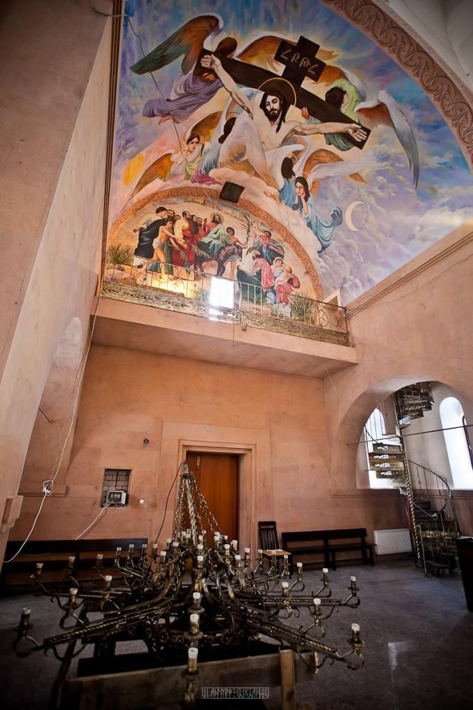 Армянская церковь Св. Григора Лусаровича (Россия, Владимир) 08