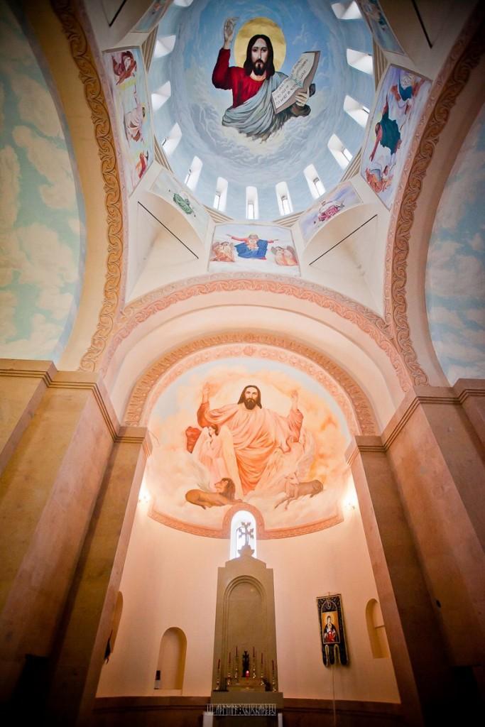 Армянская церковь Св. Григора Лусаровича (Россия, Владимир) 10