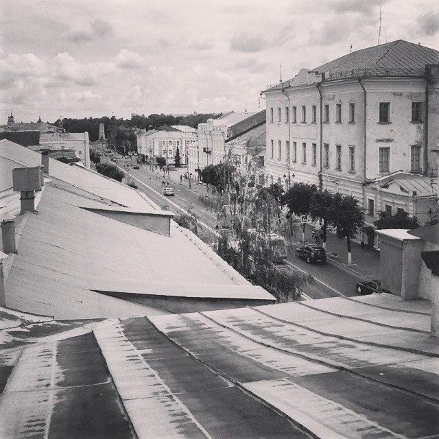 Вид с владимирской крыши 02