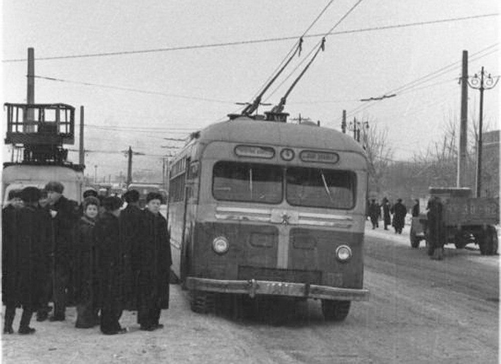 Владимир, МТБ-82Д № 53 — маршрут 4