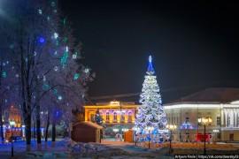 Владимир — самый новогодний город России! ч. 2