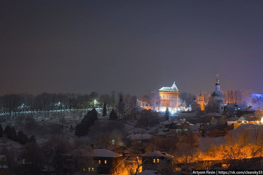 Владимир - самый новогодний город России! 02