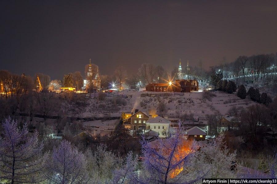 Владимир - самый новогодний город России! 03