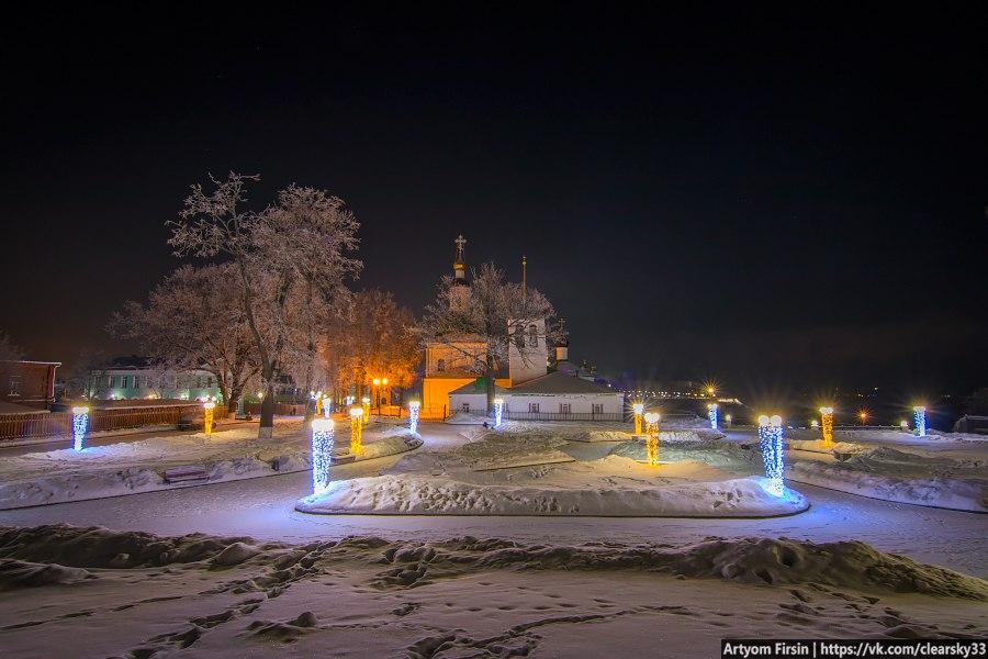Владимир - самый новогодний город России! 04