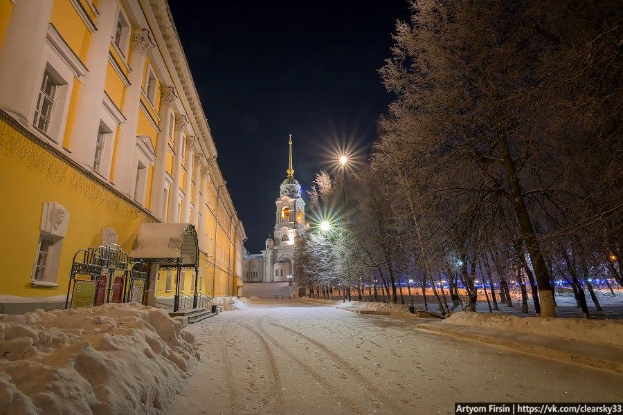 Владимир - самый новогодний город России! 05