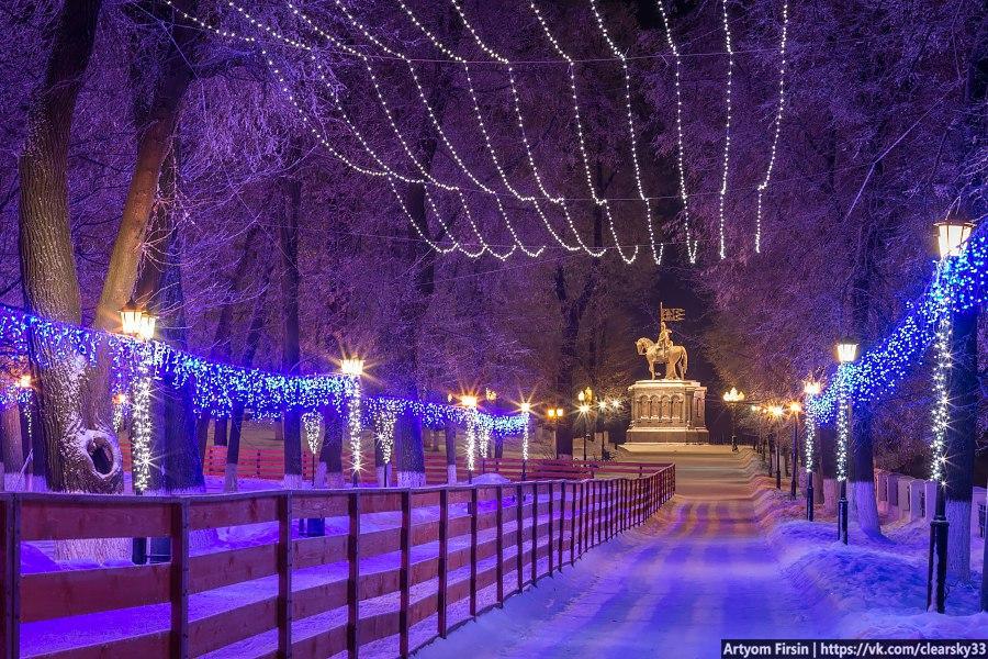 Владимир - самый новогодний город России! 07