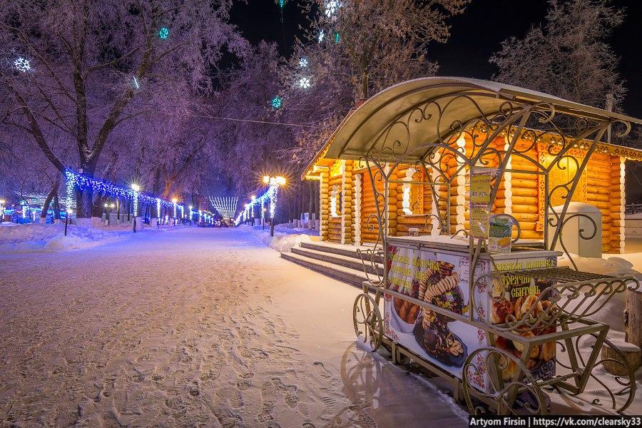Владимир - самый новогодний город России! 08
